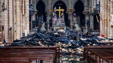 Photo of Macron proyecta reconstruir Notre Dame en 5 años