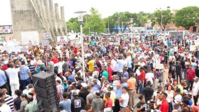 Photo of Grupos en San Cristóbal rechazan nueva reforma a la Constitución