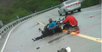 Photo of En un accidente con cuatro víctimas, los heridos tuvieron que hacer turnos por falta de ambulancias