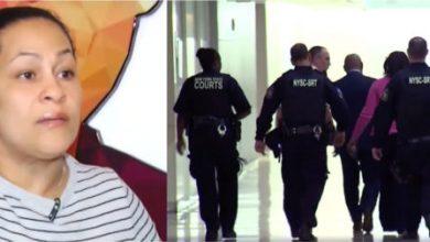 Photo of Madre de Junior sufre ataque de pánico durante el juicio al ver imágenes del asesinato de su hijo