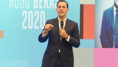 Photo of Hugo Beras presenta programa contra la inseguridad