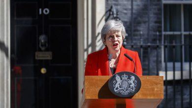Photo of May dimitirá 7 de junio y abre la sucesión en el Gobierno británico