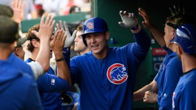Photo of Cubs aguantan y se llevan la serie en Washington