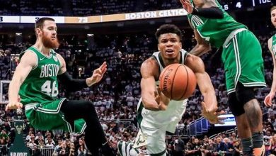 Photo of Antetokoumpo y Middleton guían Milwaukee al triunfo