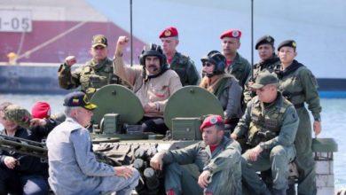 Photo of Opositores pedirán en cuarteles que militares den la espalda a Maduro