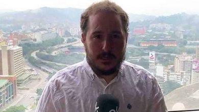 Photo of Expulsan de Venezuela a un periodista español que documentaba la crisis