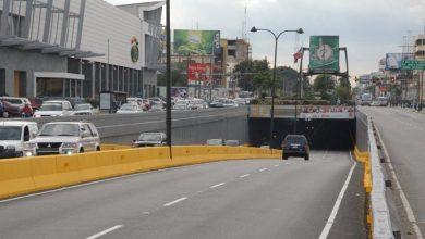 Photo of Estos son los túneles y elevados que el MOPC cerrará a partir de hoy