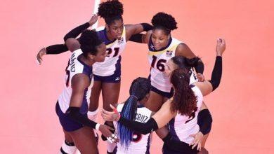 Photo of Las Reinas del Caribe derrotan a Tailandia en la Liga de Naciones
