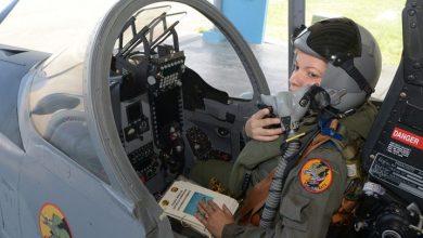 Photo of La única mujer piloto que vuela los aviones Super Tucanos