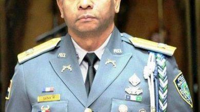 Photo of Destituyen al general Sena Rojas como director de la PN en SDE