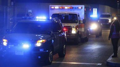 Photo of Ortiz ya es atendido en un hospital de Boston