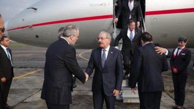Photo of Presidente llega a Guatemala; tratará con otros mandatarios temas sobre democracia, libertad y seguridad