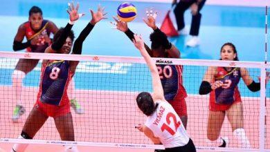 Photo of Las Reinas del Caribe pierden de Turquía en la Liga de Naciones