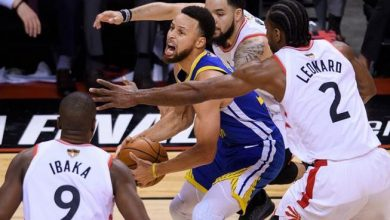 Photo of Con Thompson y Curry, Warriors igualan serie a 1