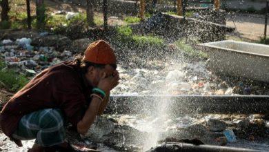 Photo of En la India se están quemando con temperaturas de hasta 50 grados celsius