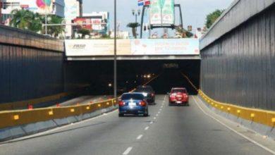 Photo of Obras Públicas cerrará a partir de esta noche túneles y elevados