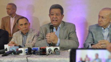 Photo of Leonel Fernández: No se puede pretender hacer una reforma constitucional con sociedad en contra
