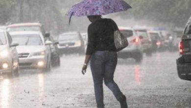 Photo of Se esperan aguaceros para la tarde de este viernes por onda tropical y vaguada