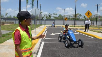 Photo of Inauguran Parque de Educación Vial