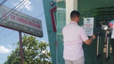 Photo of Salud Pública cierra clínica por el incumplimiento de normas