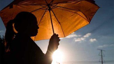 Photo of Pronostican lluvias en la tarde de este lunes y temperaturas calurosas