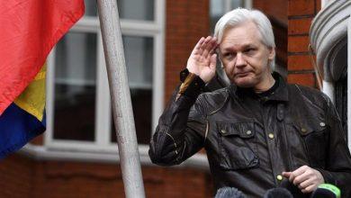 Photo of Señalan a Assange de haber interferido en elección de EEUU desde embajada