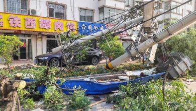 Photo of Un tornado en el noreste de China deja seis muertos y casi 200 heridos