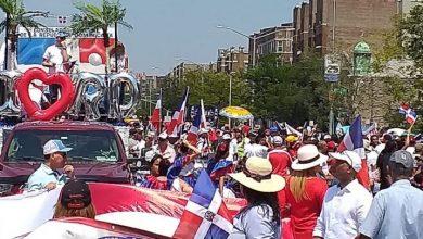 Photo of Miles asisten a Gran Parada Dominicana del Bronx