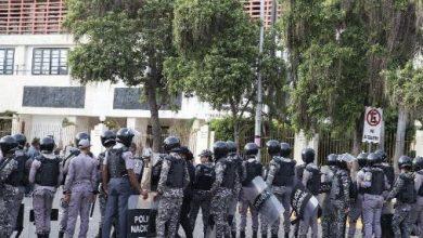 Photo of Jueces y jurista preocupados por militarización en Congreso Nacional