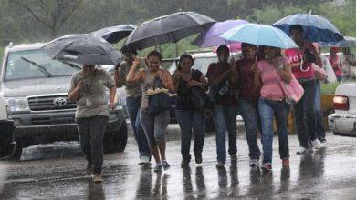 Photo of Vaguada y onda tropical provocará aguaceros, siguen las altas temperaturas
