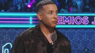 Photo of Daddy Yankee pide la dimisión al gobernador de Puerto Rico en la tarima de Premios Juventud
