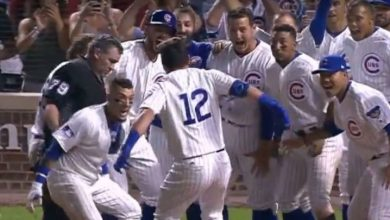 Photo of Schwarber hizo ganar a Cubs con tablazo de oro