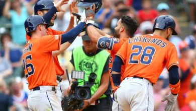 Photo of Altuve y Verlander guían a Astros sobre Rangers