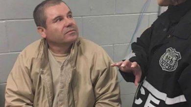 Photo of El Chapo tilda a Estados Unidos de país «corrupto» y su defensa apelará la sentencia