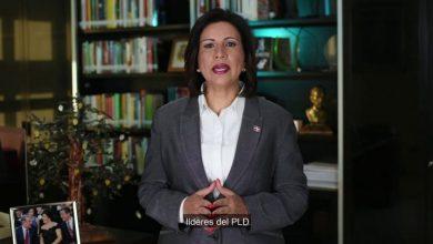 Photo of Margarita: diferencias no pueden ser causa de división del PLD; llama a Danilo y Leonel a dejarse guiar