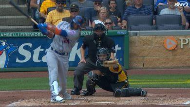 Photo of Mets apalean a Piratas, pero Canó sale lesionado