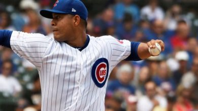 Photo of Quintana luce en 7 IP; Cubs tumban a Atléticos