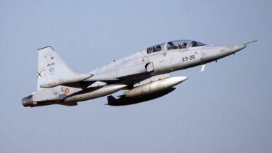 Photo of Se estrella en el mar avión de la fuerza aérea española