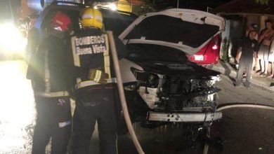Photo of Bachatero Joe Veras sufre accidente de tránsito en la carretera Jarabacoa-La Vega
