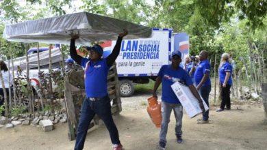 Photo of Plan Social beneficia a más de mil familias vulnerables en comunidades de Puerto Plata