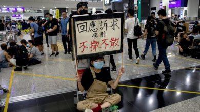 Photo of Hong Kong suspende todos sus vuelos de salida por segundo día consecutivo