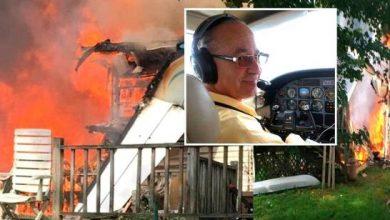Photo of Destacado abogado y piloto dominicano muere al caer su avioneta sobre una vivienda