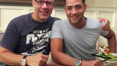 Photo of Piloto fallecido en accidente aéreo era hermano de Sergio Carlo