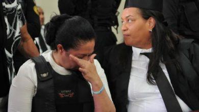 Photo of Marlin Martínez seguirá presa pese a que este viernes cumple dos años en prisión