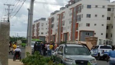 Photo of Choque de autobús de OMSA con un camión deja varios heridos en el proyecto Ciudad Juan Bosch