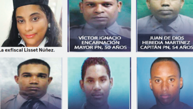 Photo of Fiscal y agentes quedaron al descubierto en colocación droga