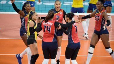 Photo of RD derrota 3-1 a Colombia en inicio voleibol juegos Panamericanos