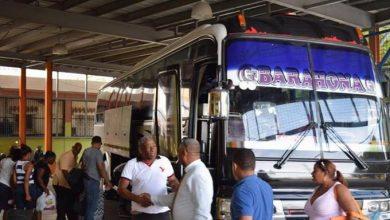 Photo of Aumentan RD$25.00 al precio del pasaje en la ruta Barahona-Santo Domingo