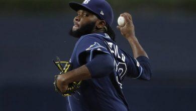 Photo of Rays mantienen el ritmo con paliza sobre Padres