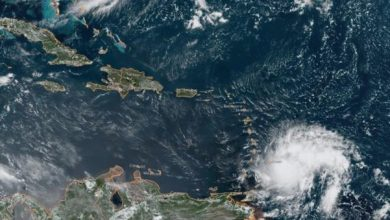 Photo of Centro de Huracanes a las 2:00 PM: Dorian se acercará a RD la noche del miércoles